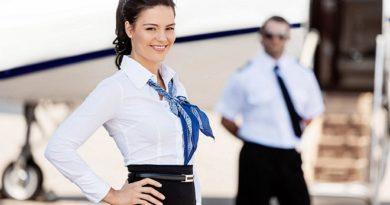 Flight staff InMarathi
