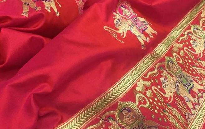 banarasi-saree 2 InMarathi