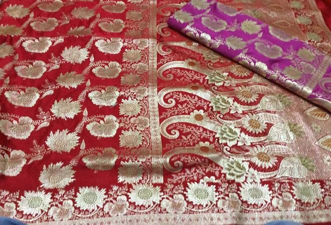 banarasi-saree 3 InMarathi