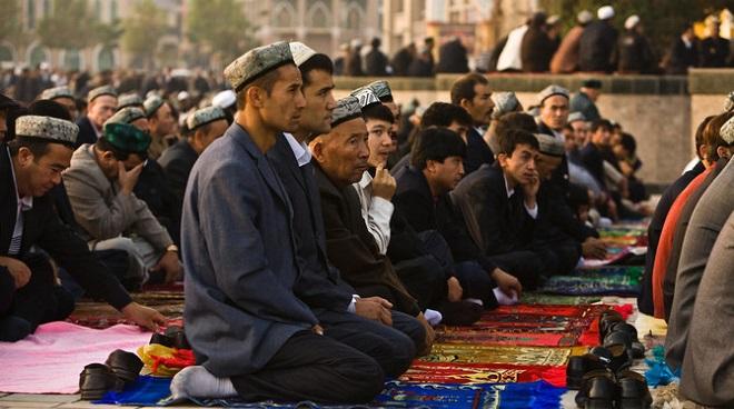 chaina muslim InMarathi