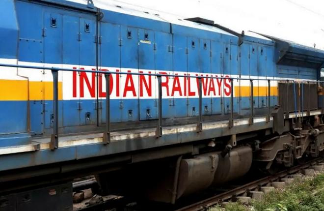indian rail inmarathi