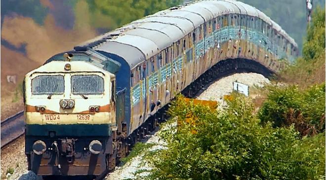 railway jump inmarathi