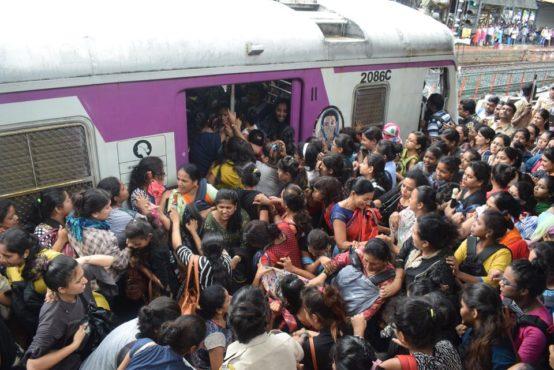 rush in local Inmarathi