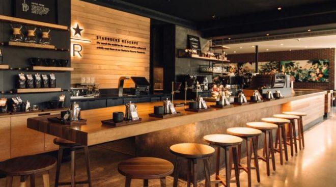 starbucks coffeebar InMarathi