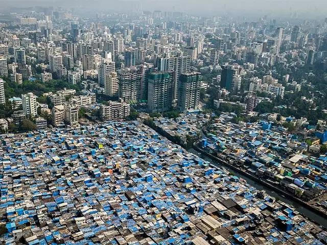 ugly Mumbai inMarathi