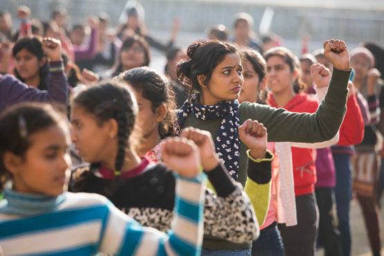 women strong inmarathi