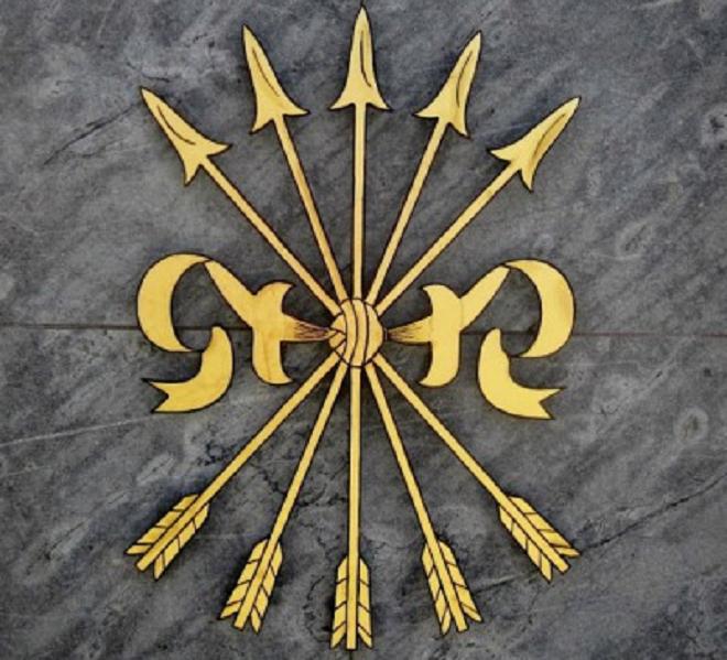 5 arrows inmarathi