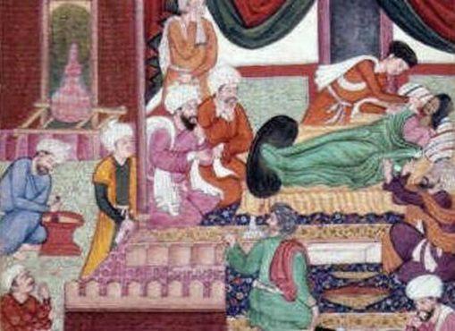babur_illness-inmarathi