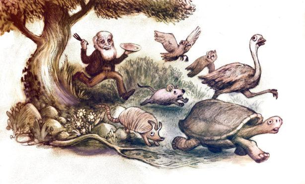 darwin-animals-inmarathi