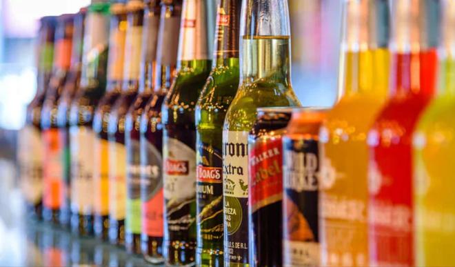 liquor bottles inmarathi