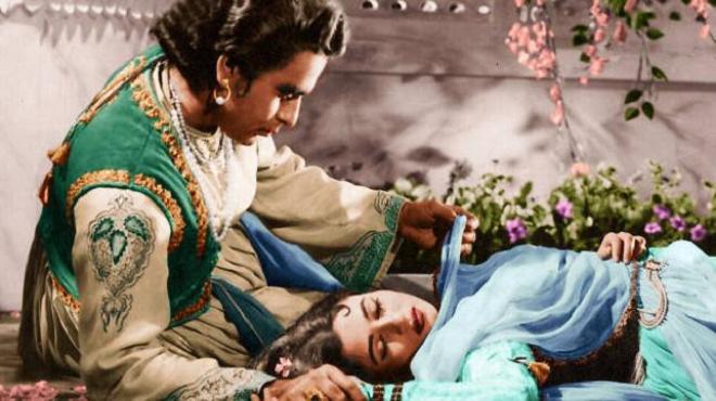 mughal e aazam inmarathi