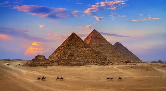 pyramids InMarathi
