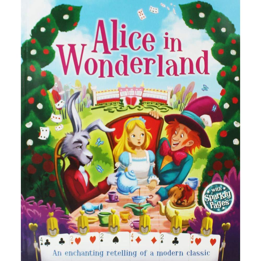 Alice In Wonderland Book InMarathi