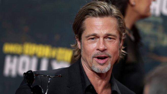 Brad Pitt InMarathi