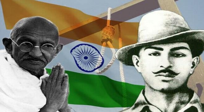 Gandhi-didnt-save-Bhagat-Singh