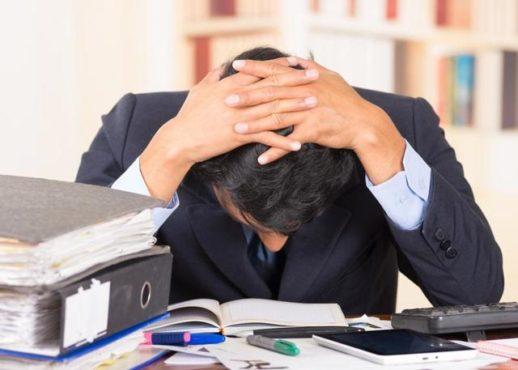 corporate job pressure Inmarathi
