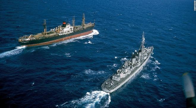 cuban missile crisis InMarathi