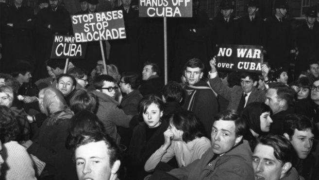 cuban_missile crisis protests InMarathi