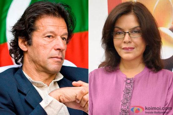 imran khan and zinat aman