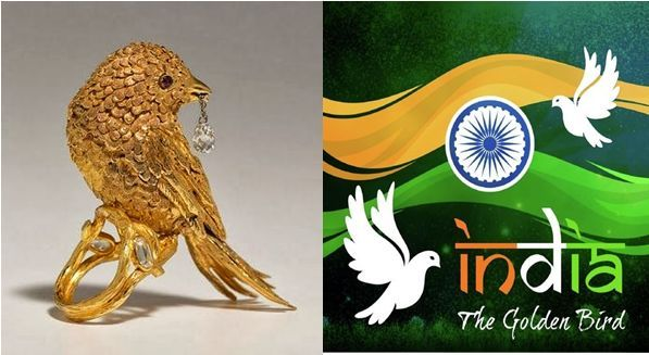 india golden bird inmarathi