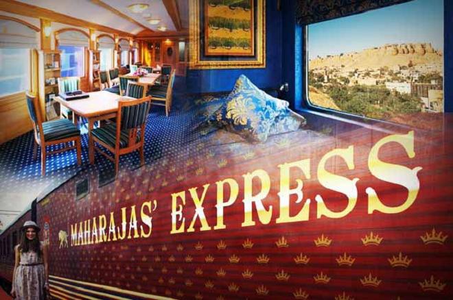 maharaja express inmarathi
