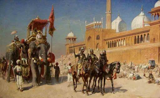 mughal inmarthi