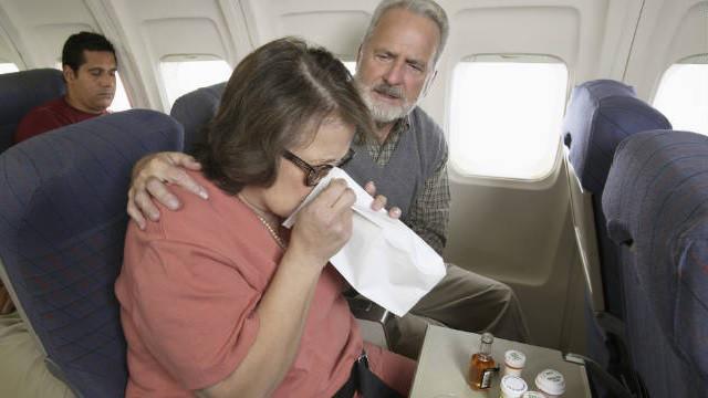 puking-on-plane inmarathi