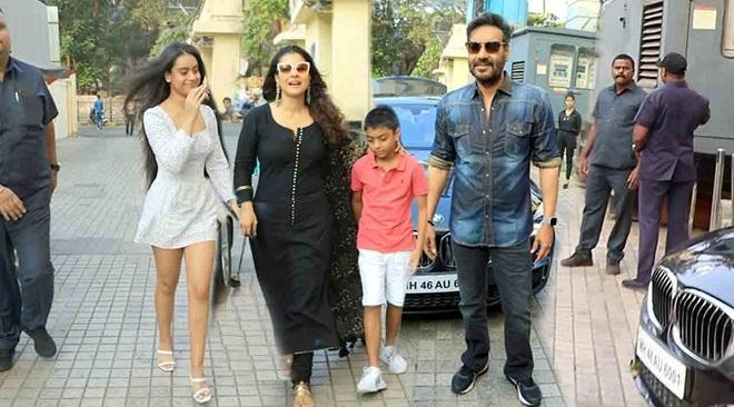 Ajay-Devgn-family InMarathi