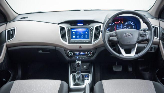 Hyundai suv inmarathi