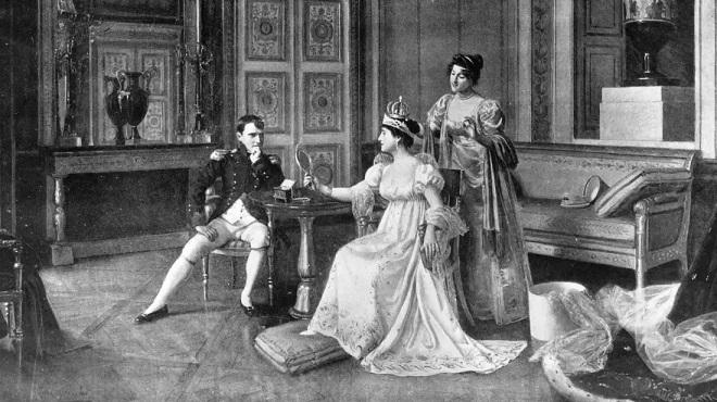 Napoleon-and-Josephine Inmarathi