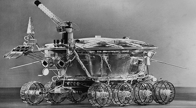 Russian Robot Rover 1 Inmarathi