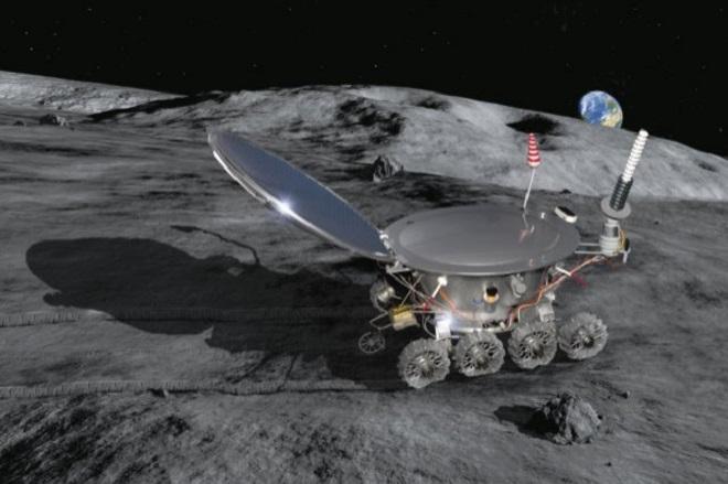 Russian Robot Rover Inmarathi