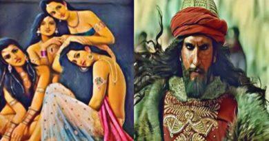 allauddin khilji inmarathi