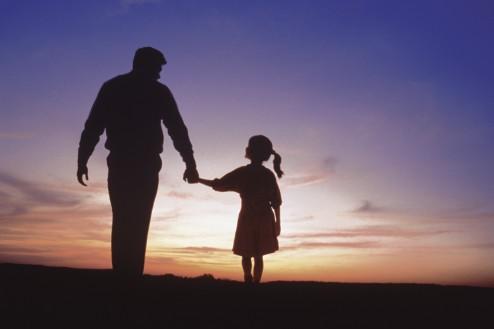 dad doughter inmarathi