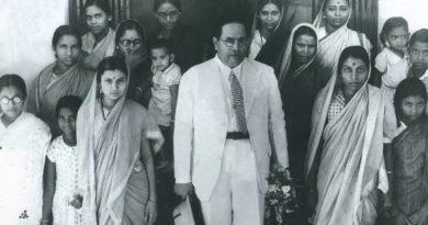 dr babasaheb ambedkar indian women inmarathi