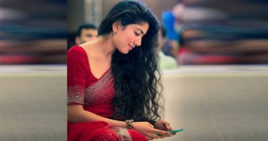 sai Pallavi feature InMarathi