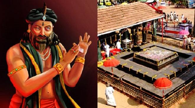 shakuni-mama-temple-in-kerala InMarathi