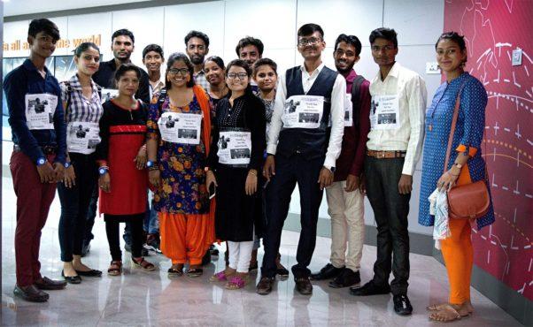 team voice of slum inmarathi