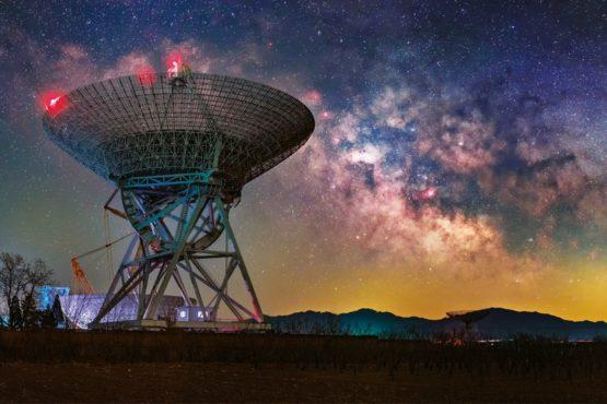 telescope inmarathi