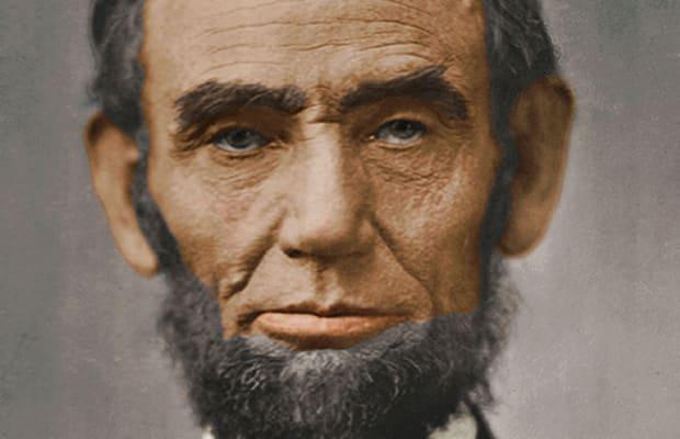 Abraham Lincoln Inmarathi