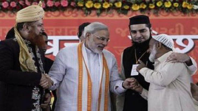 PM-Modi-muslims inmarathi