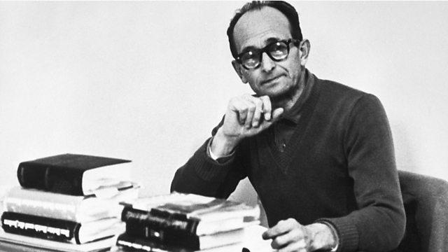 adolf eichmann inmarathi