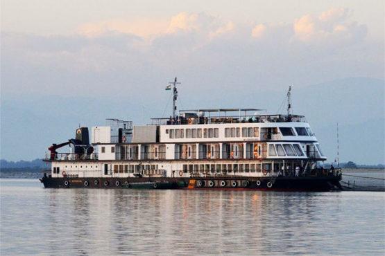 bramhaputra cruise inmarathi