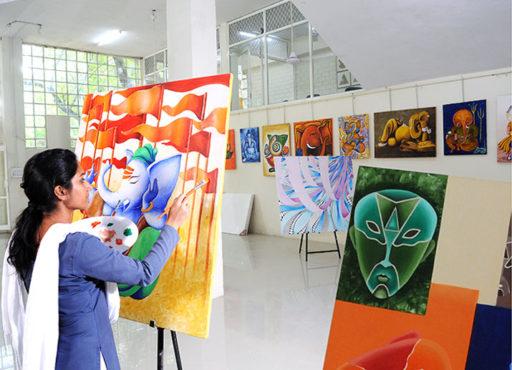 fine arts inmarathi