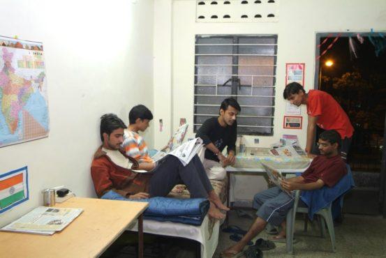 hostel life inmarathi