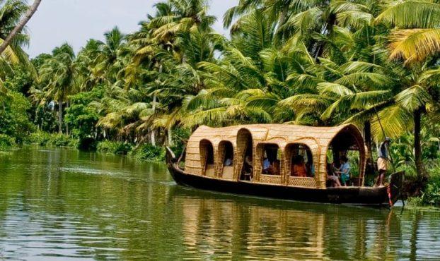 kerala back water cruise inmarathi