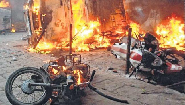 malegaon blast InMarathi