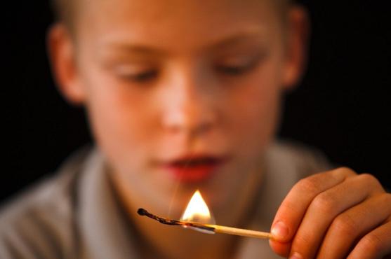 matchstick inmarathi