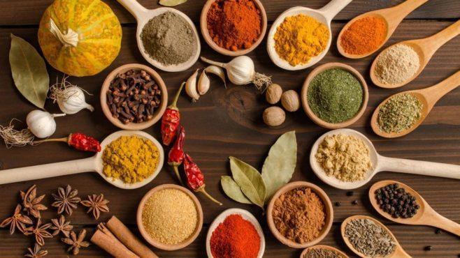 spices inmarathi