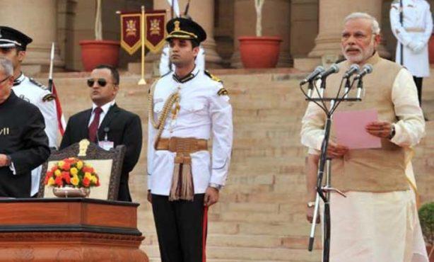 sworn in inmarathi